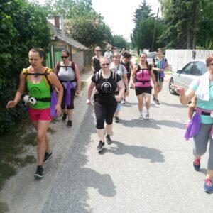 Aktívmami edzőtábor